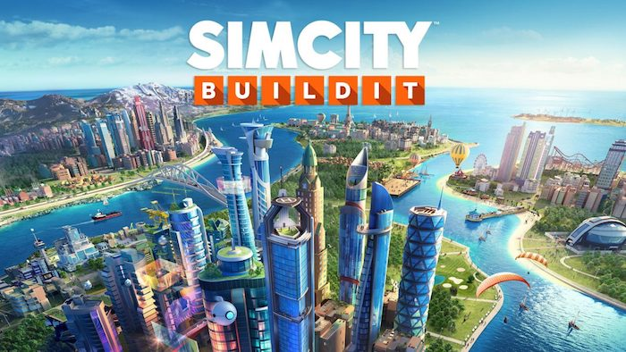 Why Origin Account isn't used in SimCity Buildit